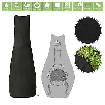 Gardenista® Black Protective Cover for Chimnea