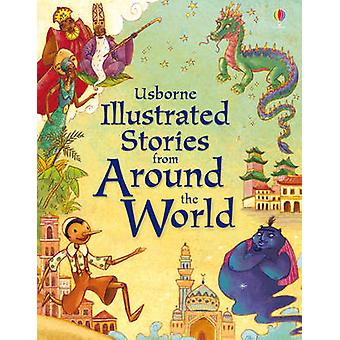 Illustrated Stories from Around the World by Lesley Sims