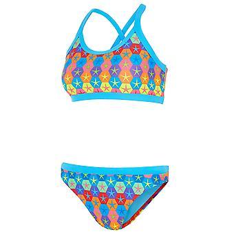 مارو سوبرستارز باسر التدريب بيكيني ملابس السباحة للفتيات