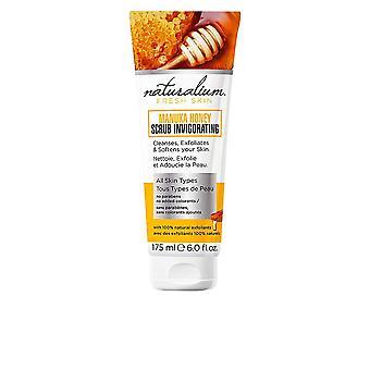 Naturalium Manuka Honey Scrub Invigorating All Skin Types 175ml