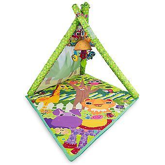 Tomy Lamaze 4 In 1 Teepee Play Gym Baby Kleinkind Spielmatte Kinder