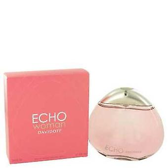 Echo By Davidoff Eau De Parfum Spray 3.4 Oz (women) V728-403308