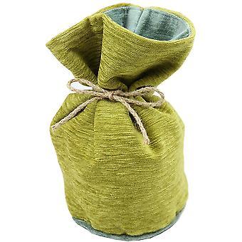 Mcalister Textilien alston chenille grün + Ente Ei Türstopp