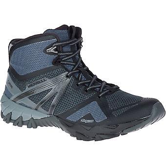 حركة مهاجر قومي ميريل فليكس جهازا منتصف حذاء المشي