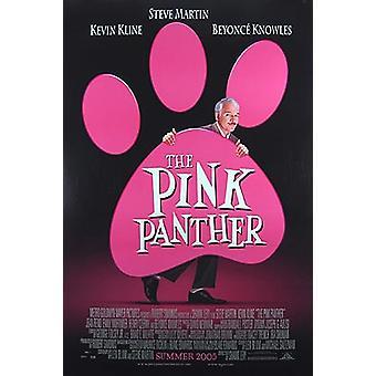 Pink Panther (yksipuolinen Regular) alkuperäinen elokuva juliste