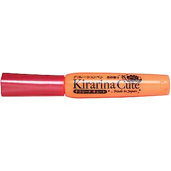 Kirarina Cute Scented Pen-Bright Orange KCUTE-BORG