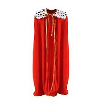 Prom King Robe - rood