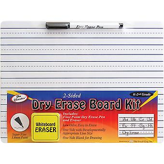 Complete Whiteboard Kit-White TPG-388