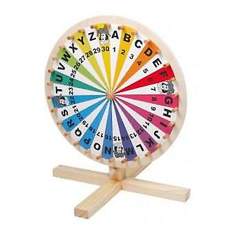 Legler Wheel of Fortune (Speelgoed , Bordspellen , Tradities)