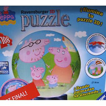 Ravensburger 3D Puzzle + Lamp Peppa Pig (Kids , Toys , Table Games , Puzzles)