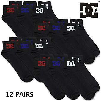 4 x socks DC Shoes 3-Pack