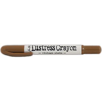 Tim Holtz Distress Crayons-Picked Raspberry TDB-48749