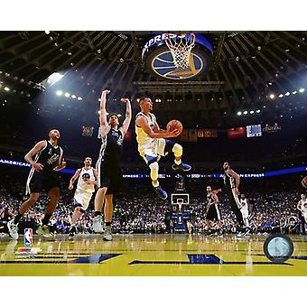 Stephen Curry 2016-17 Action Photo Print