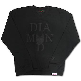 Diamond Supply Co. crâne Sweatshirt noir