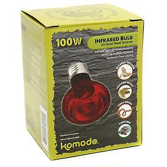Komodo Infrared Heat Lamp Es 100w