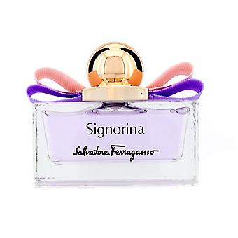 Salvatore Ferragamo Signorina Eau De Toilette Spray 50ml/1.7oz