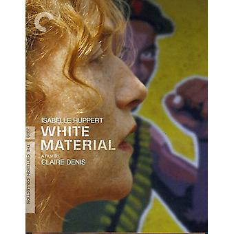 White Material [BLU-RAY] USA import