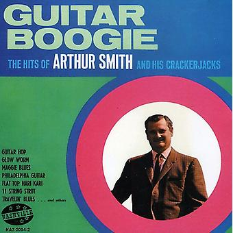 Arthur Smith - Guitar Boogie [CD] USA import