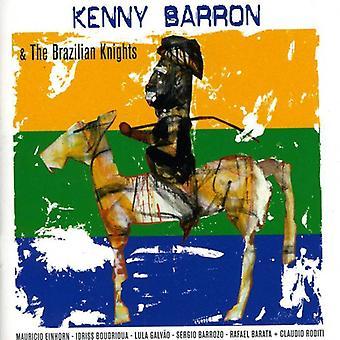 Kenny Barron - Kenny Barron & brasilianske Knights [CD] USA Importer