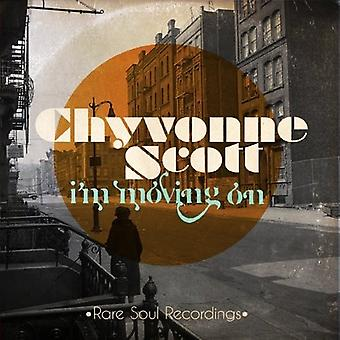 Chyvonne Scott - bin ich bewegte auf seltene Seele Aufnahmen [CD] USA import