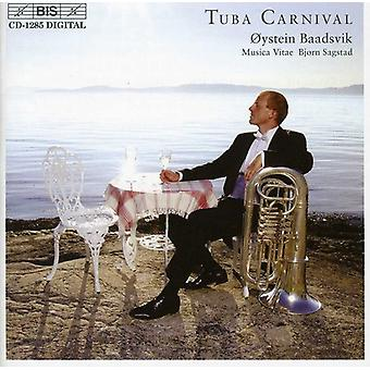 Oystein Baadsvik - Tuba Karneval [CD] USA import