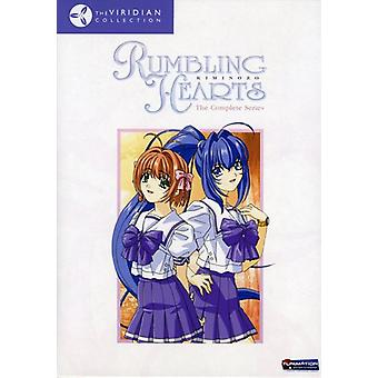 Rumbling Hearts: Complete Series [DVD] USA import