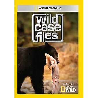Wild Case Files [DVD] USA import