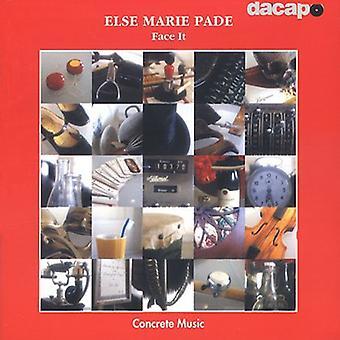 E.M. Pade - Pade: Ansigt det [CD] USA import