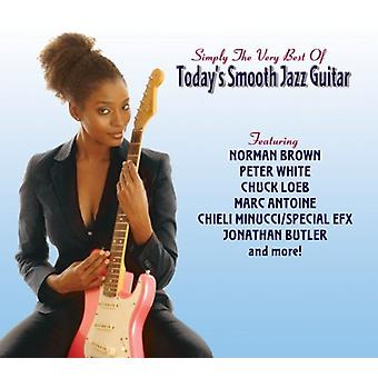 Simply the Very Best of Todays Smooth Jazz Guitar - Simply the Very Best of Todays Smooth Jazz Guitar [CD] USA import