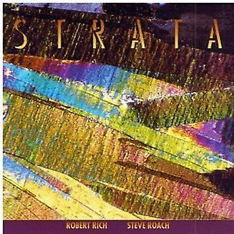 Rich/Roach - Strata [CD] USA import