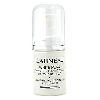 Gatineau White Plan Skin Lightening Eye Contour Concentrate - 15ml/0.5oz