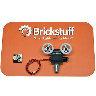 Brickstuff tændt film projektor Kit - KIT04