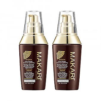 Makari Exlclusive Toning Serum - 2 Serums