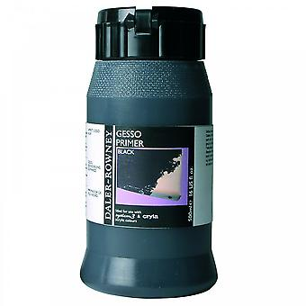 Daler Rowney Black Gesso 500ml