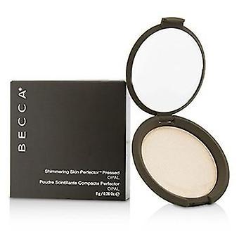 Cipria compatta perfezionatore di pelle luccicante Becca - # Opal - 8G/0,28 oz