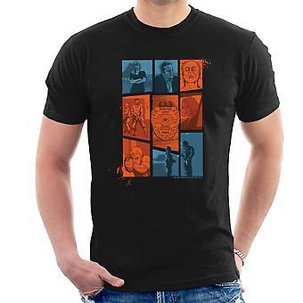 Verden vi fortjener ægte detektiv mænd T-Shirt