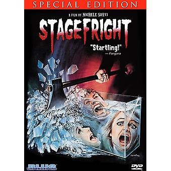 Stagefright [DVD] USA importerer