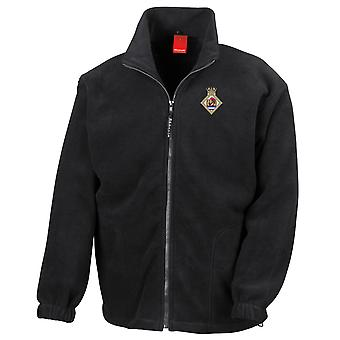 HMS Sultan Embroidered Logo - Official Royal Navy Full Zip Fleece