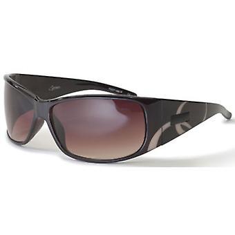 Blok Stenbukken solbriller - Choc