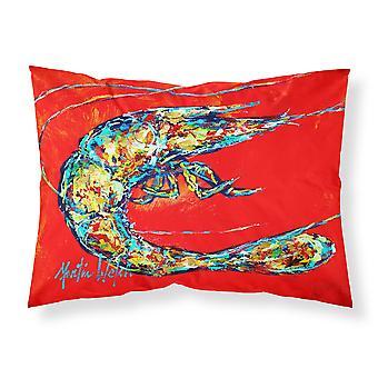 Carolines Treasures  MW1207PILLOWCASE Shrimp Boil Fabric Standard Pillowcase