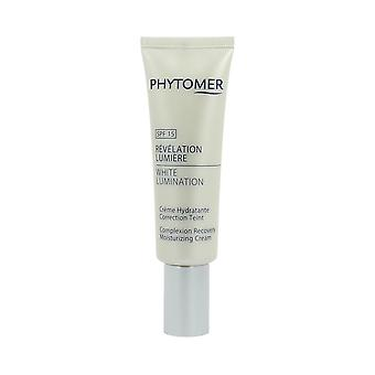 Phytomer White Lumination Complexion Recovery Moisturizing Cream SPF 15 50ml
