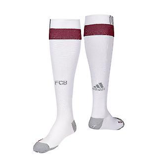 2016-2017 Бавария Мюнхен Adidas UCL футбол носки (белый)