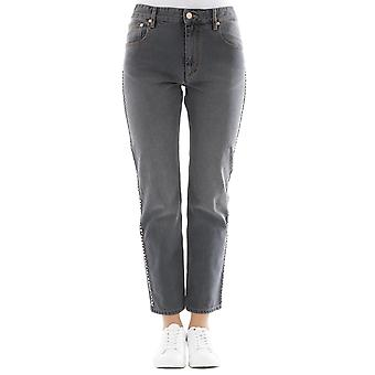 Isabel Marant ladies PA079017H020IGYLP grey cotton of jeans