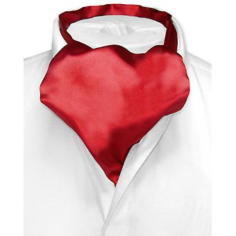 Biagio ASCOT Solid Cravat Men's Neck Tie