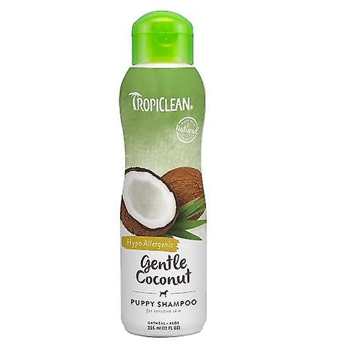 Tropiclean Gentle Coconut Pet Shampoo For Puppies & Kittens