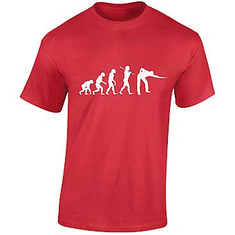 Snooker Evo Evolution Kids Unisex T-Shirt 8 Colours (XS-XL) by swagwear
