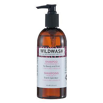 Wildwash Shampoo For Beauty And Shine Fragrance No.1 300ml