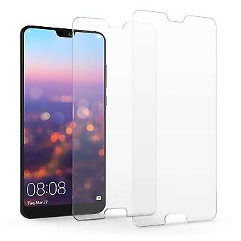 Huawei P20 Pro vetro Screen Protector - Twin Pack