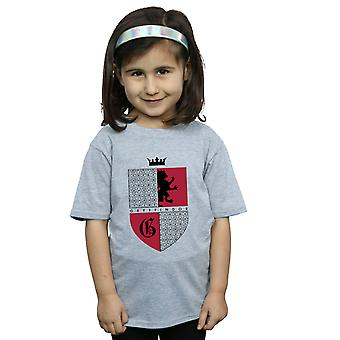 Harry Potter Girls Gryffindor Shield T-Shirt