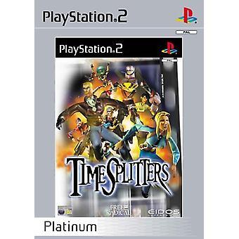 TimeSplitters Platin